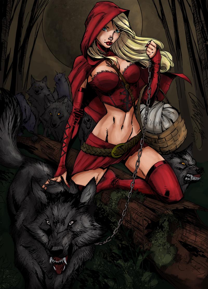 Hood Red Riding Sex