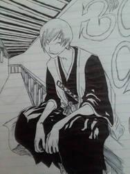 Ichimaru Gin by JahrianSage96