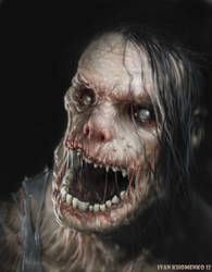 Zombie by IvanKhomenko
