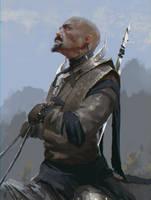 Bald by IvanKhomenko