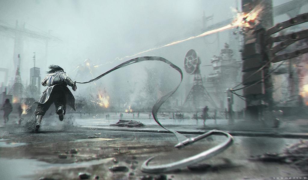 Hookmaster by IvanKhomenko