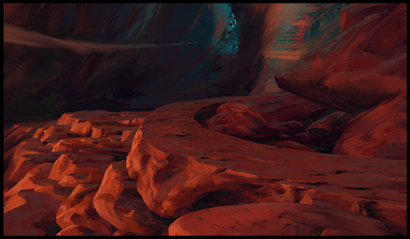 Rocks by IvanKhomenko