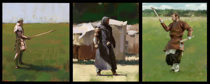 Studies by IvanKhomenko
