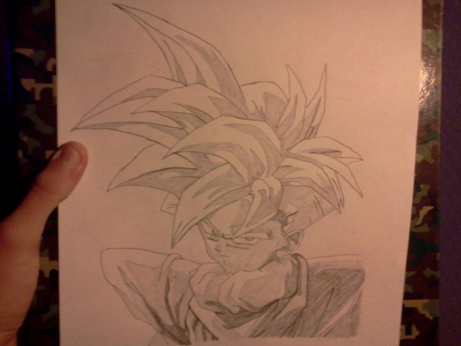 Gohan Tattoo Designs Dragonball z: Teen Goh...