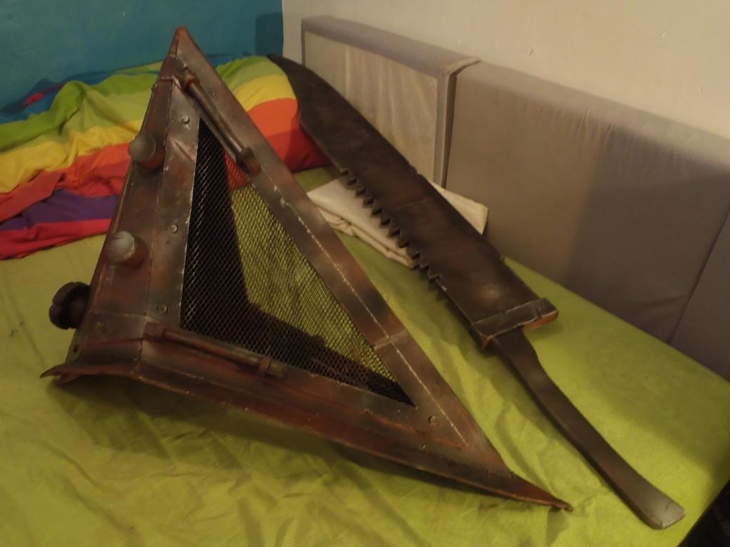 Pyramid Head Sword Tutorial