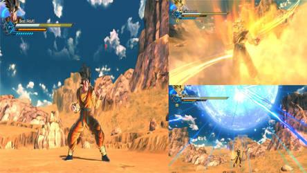 XV2 Dragon Ball Heroes Beat (Adult) [X2M] by diegoforfun