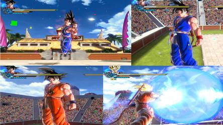 XV2 Adult Goku Original DB Gi [X2M] by diegoforfun