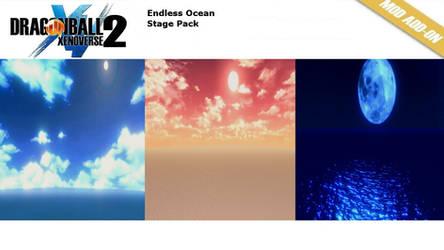 (XV2)Endless Ocean Stage Pack [X2M] by diegoforfun
