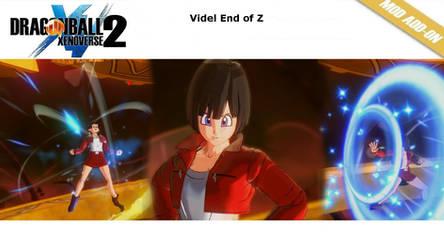XV2 Videl (End of Z) [X2M] by diegoforfun