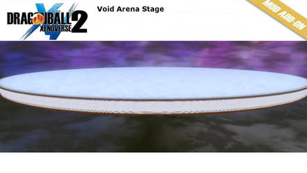 (XV2) Void Arena Stage [X2M] by diegoforfun