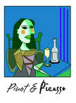 Pinot And Picasso logo