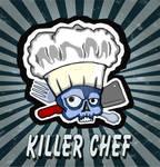 Vintage Skull Chef