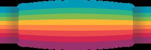 Rainbow Ribbon 5