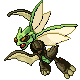Augmented Scyther by YaVaho155