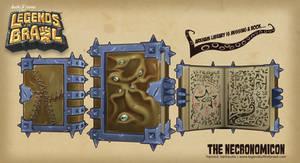Legends of the Brawl: Necronomicon
