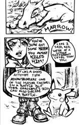 Pokemon X Page 1 by DarkRedPhantomX