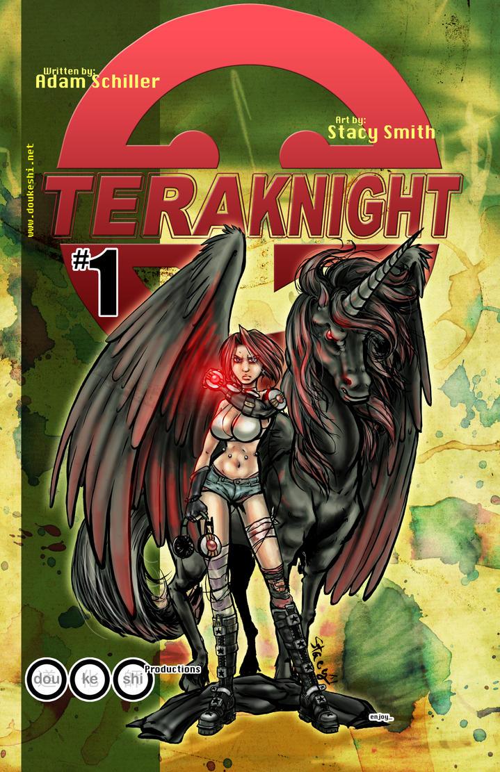 Teraknight Cover by DarkRedPhantomX
