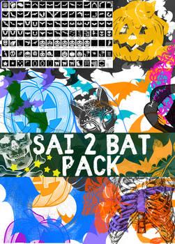 Paint Tool SAI2 Bat Pack