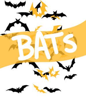 Many VECTOR BATS .svg