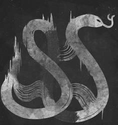 White Snake by AdvanceRun.
