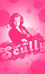 Call Me Scully Wallpaper by BreBreIsCrayCray