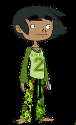 Gage, The Random Pajama Boy! by BreBreIsCrayCray