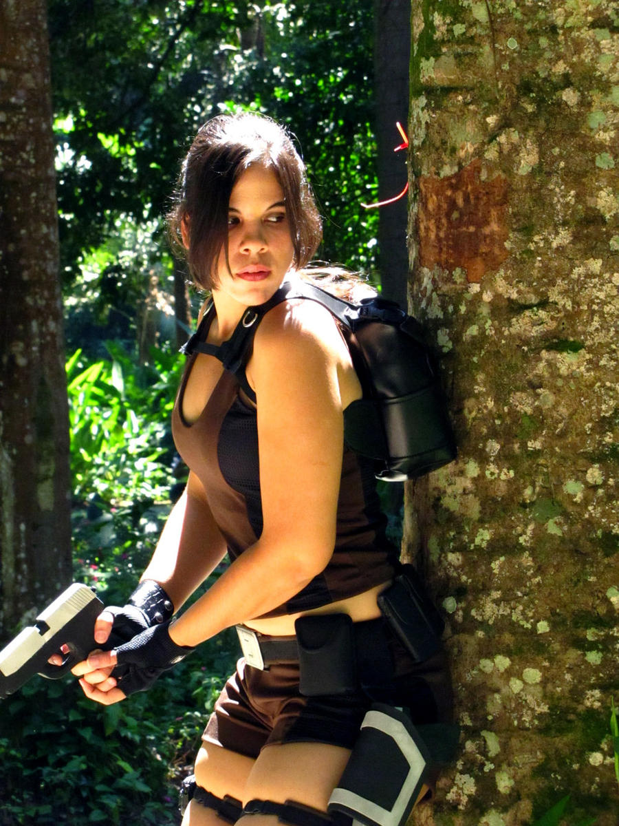 Lara Croft Tomb Raider_3 by Jessie-TR