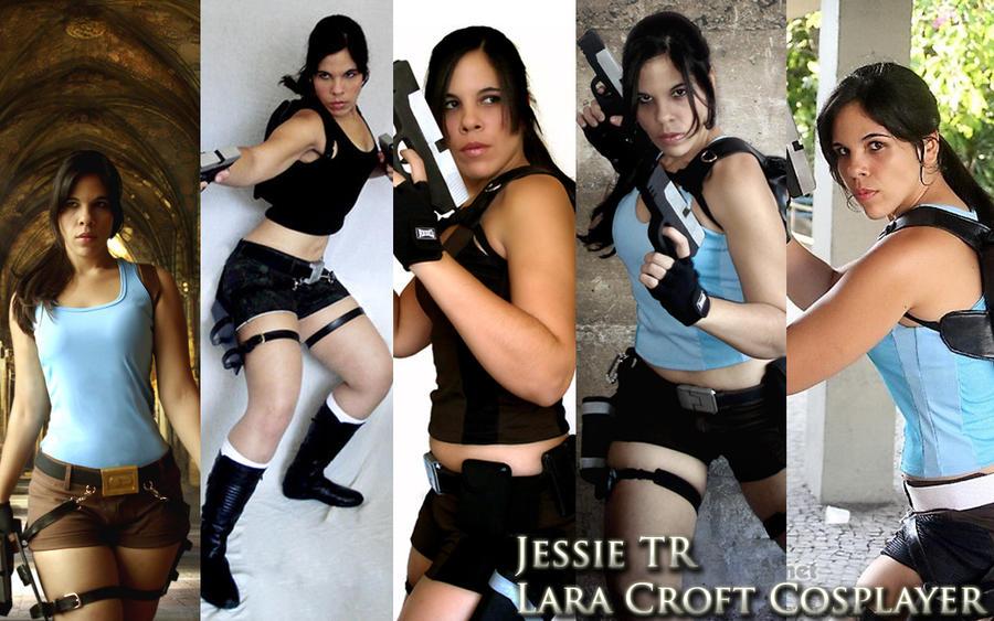 Jessie_Lara Croft Cosplay by Jessie-TR