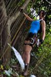 Miss Lara Croft