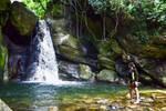 Tomb Raider Underworld_Waterfall_Wetsuit