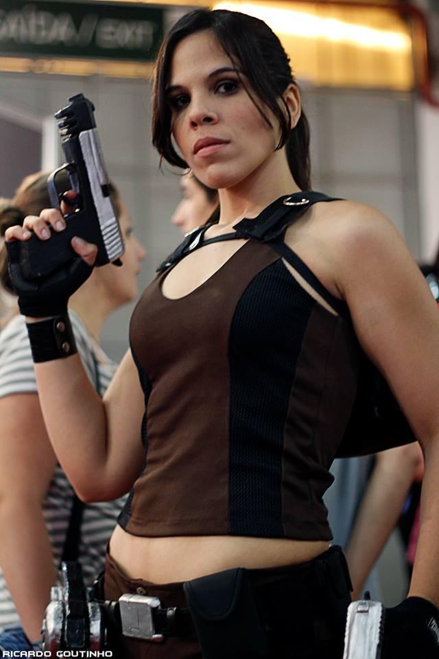 BGS 2014 Lara Croft by Jessie-TR