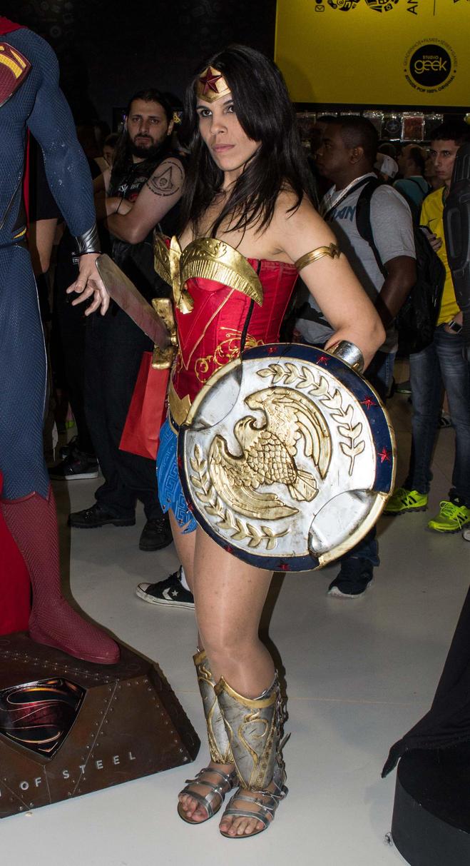 BGS 2014_Wonder Woman by Jessie-TR