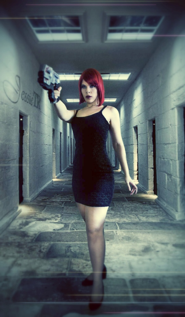 CommanderJessie Shepard by Jessie-TR