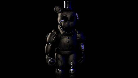 [SFM/FNAF] Dark Freddy by Spy-Ghost-555