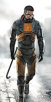 Gordon Freeman - Half Life by SelfTitle