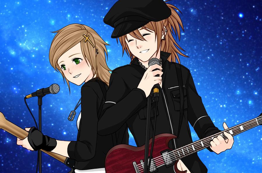 Anime Singing