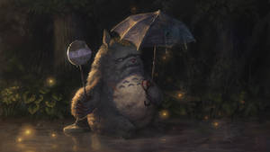 When Totoro gets old -- Version 2
