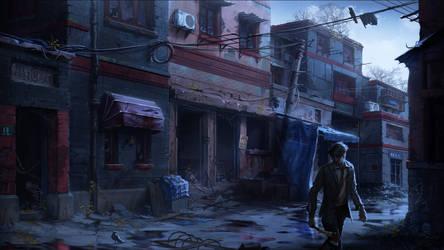 Lane Rust 01 by Starrrrrrry