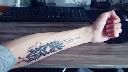 My Tattoo by Starrrrrrry