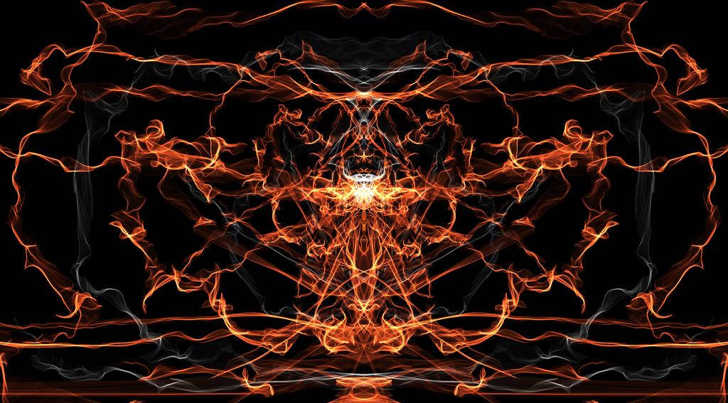 The devil in hell by MasterTeska