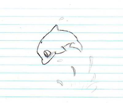 Dolphin by DeathWishSeiteki