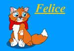 Aristocats OC~ Felice