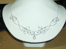 Moonstone Pendant by specialmajick