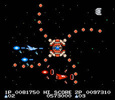 Salamander 2 for NES by Sledge3