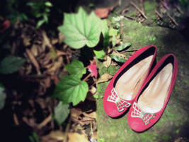 shoes by HangLee