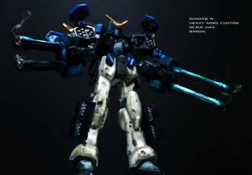 Heavy Arms Custom Model by isshi
