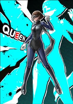 Persona 5 Queen