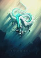Spirited Away by Dinhosaur