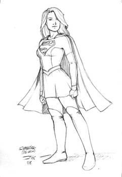 Supergirl Cbs 2015