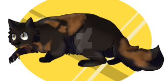 Ambercloud- Request for Stormfeather on WCO by Sockofpancakes
